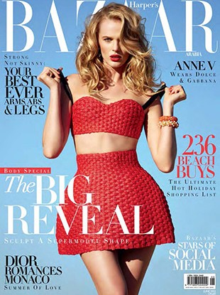 Harper's Bazaar – London 2013 Luxury Guide