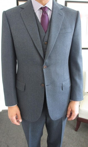 Royal Air Force Blue Three Piece Suit
